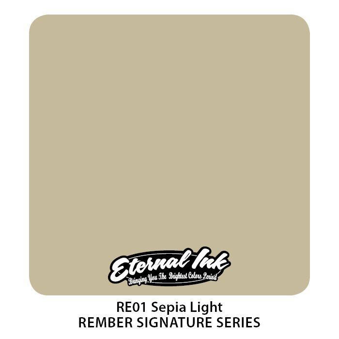 "Eternal ""Rember Orellana"" Sepia Light"