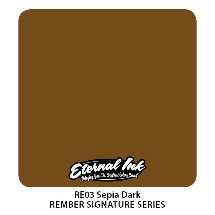 "Eternal ""Rember Orellana"" Sepia Dark"