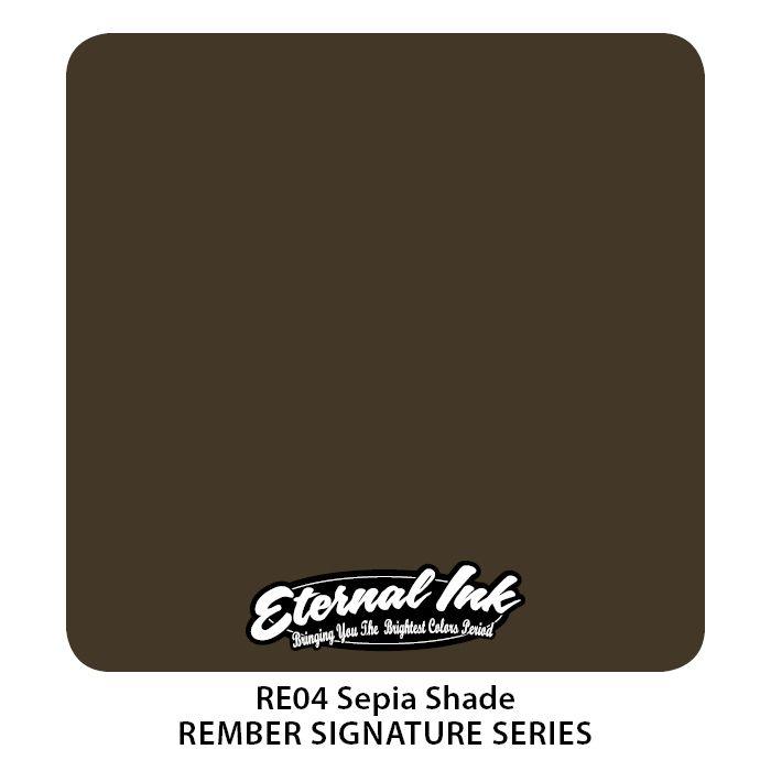 "Eternal ""Rember Orellana"" Sepia Shade"