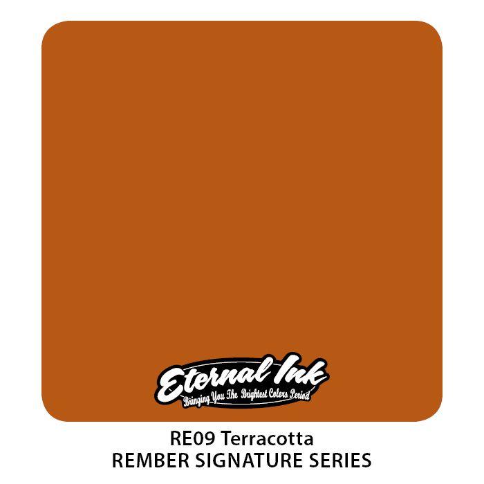 "Eternal ""Rember Orellana"" Terracotta"