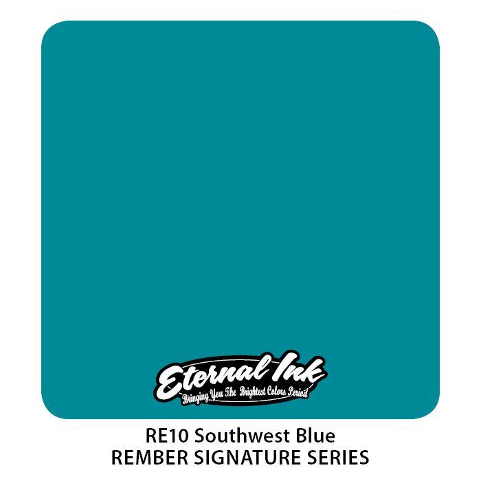 "Eternal ""Rember Orellana"" Southwest Blue"