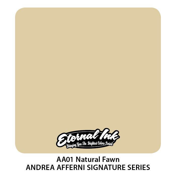 "Eternal ""Andrea Afferni"" Natural Fawn"