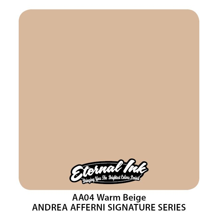 "Eternal ""Andrea Afferni"" Warm Beige"