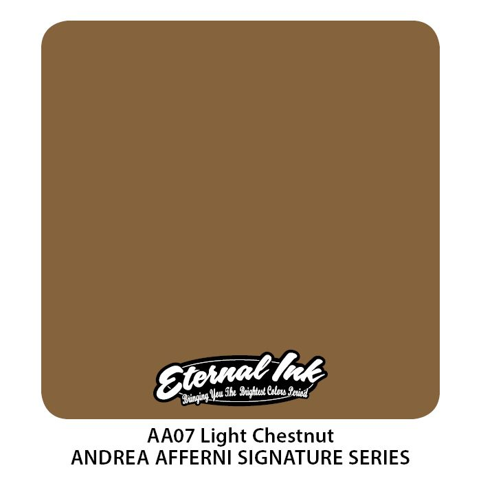 "Eternal ""Andrea Afferni"" Light Chestnut"
