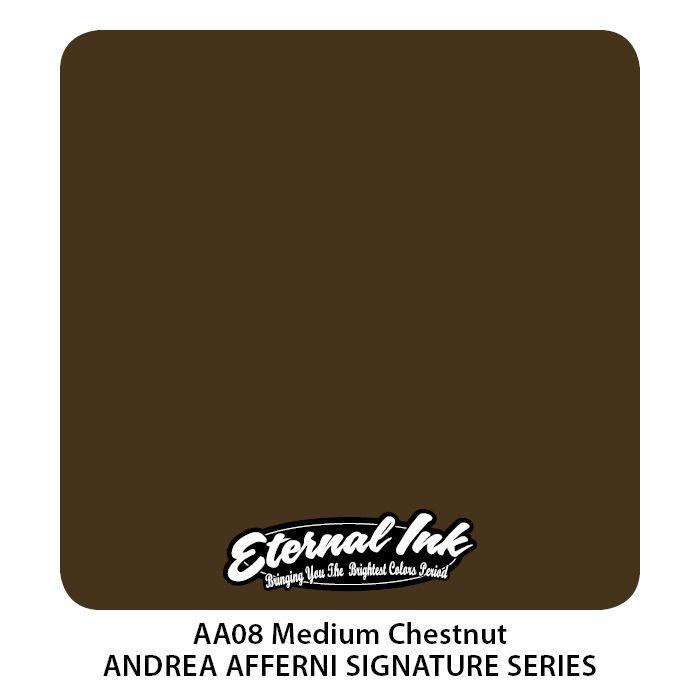 "Eternal ""Andrea Afferni"" Medium Chestnut"