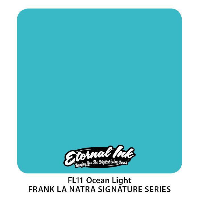 """Eternal """"Frank Lanatra"""" Ocean Light"""