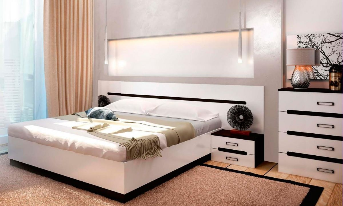 Кровать Вегас 1,6м с подъёмным механизмом