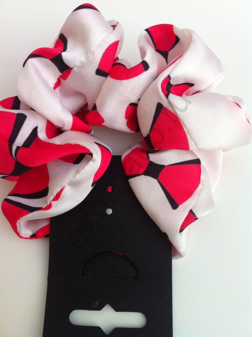 Резинка Evita Peroni 4396276. Коллекция Silky Fuchsia