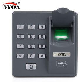 Цифровая панель 5YOA со сканером отпечатка пальцев
