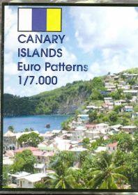 Набор монетовидных жетонов Канарские острова 2006 (8 жетонов)
