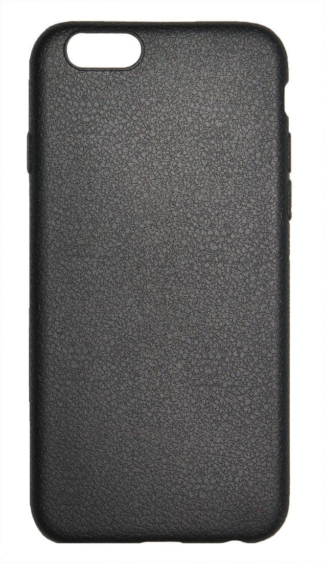 """Чехол-накладка силиконовый """"под кожу"""" для Apple iPhone 6/6S"""