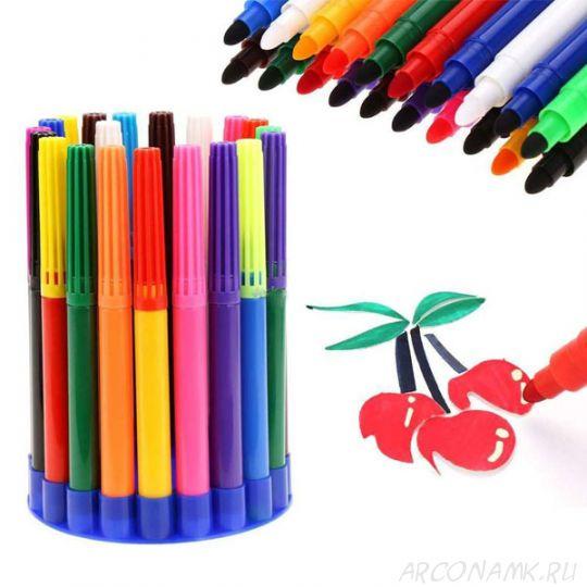 Волшебные фломастеры меняющие свой цвет Magic Pen
