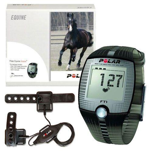 Кардиомонитор POLAR EQUINE INZONE для конного спорта