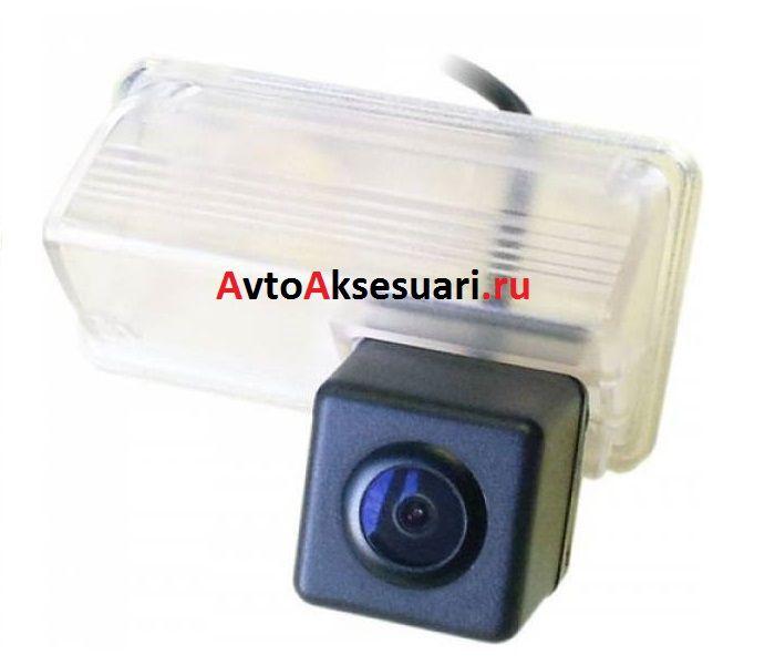Камера заднего вида для Citroen C3 2002-2009