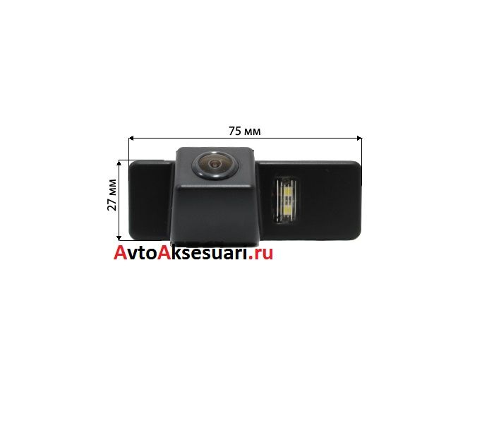 Камера заднего вида для Citroen C4 Grand Picasso 2014+