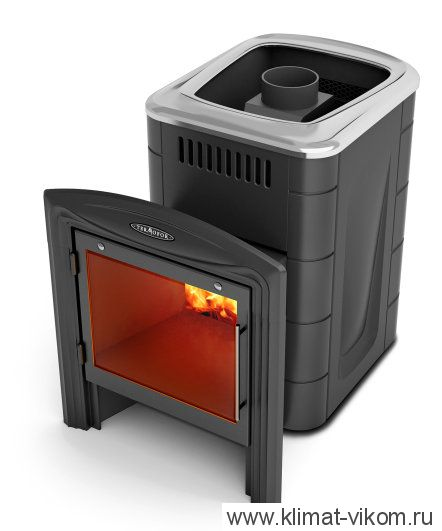 Банная печь Компакт 2013 Carbon Витра антрацит