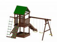 Детский деревянный городок Leda Домик