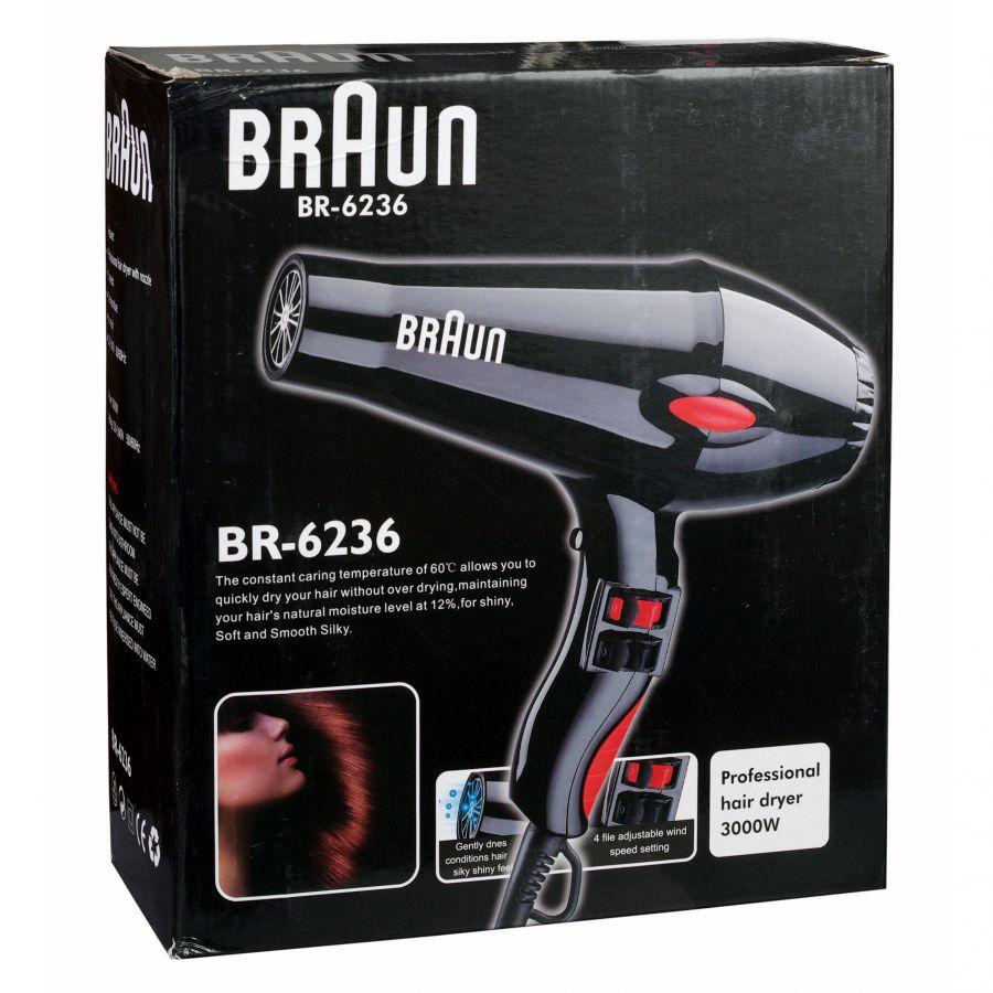 Фен Braun BR-6236