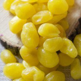 Кумкват желтый в сиропе (лимончик)
