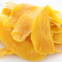 Манго желтый лепесток цукат