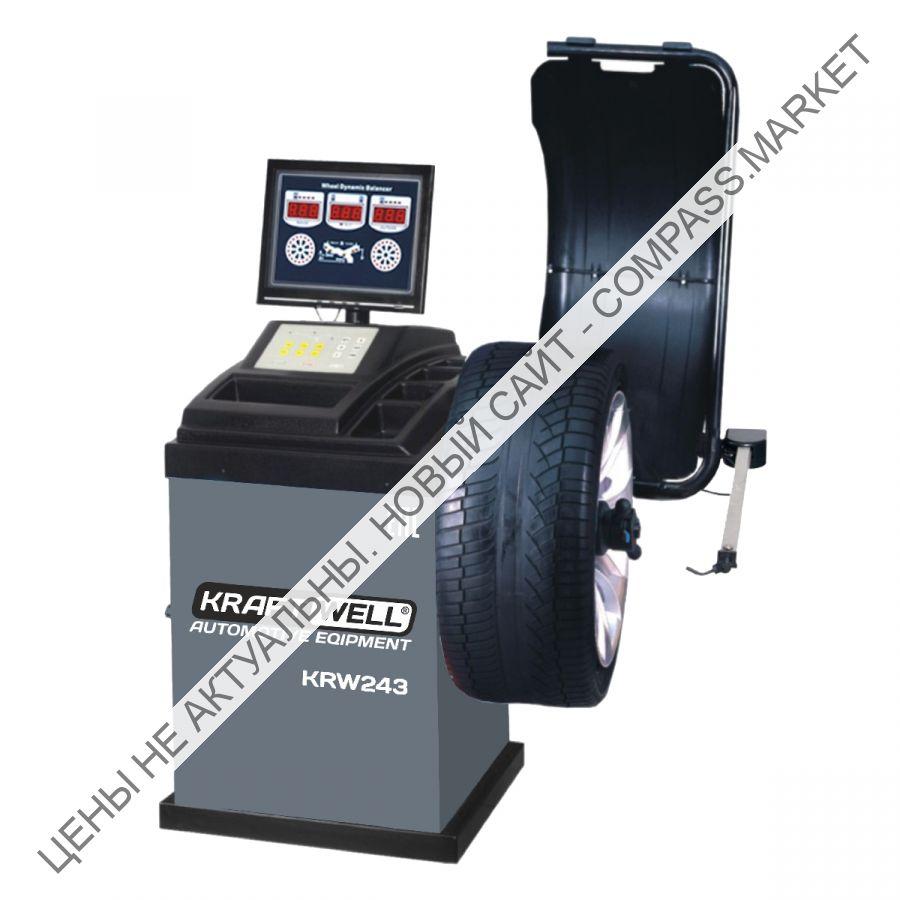 Балансировочный станок автоматический с цифровым монитором