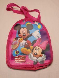 Рюкзак детский 25*21*8 см, Арт. Одежда0041