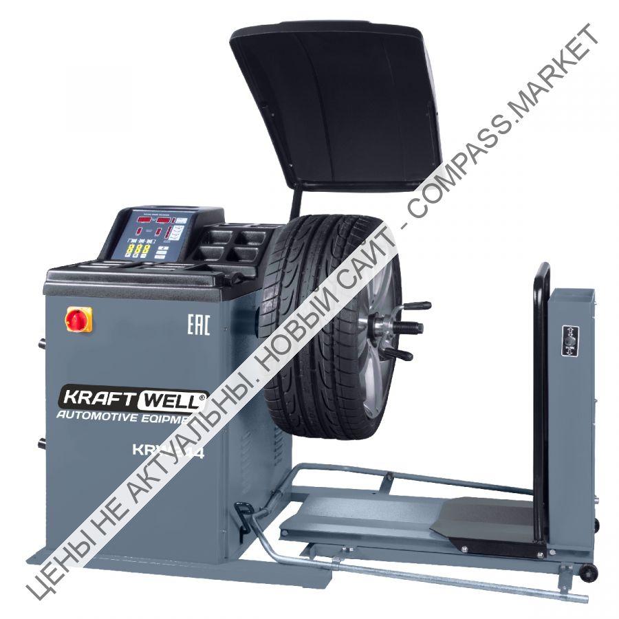 Балансировочный станок для колес грузовых автомобилей