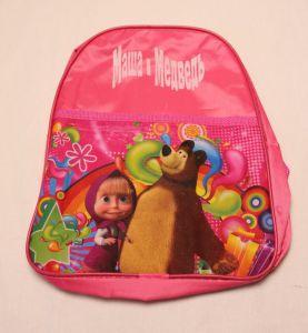 Рюкзак детский 24*20*8 см, Арт. Одежда0045