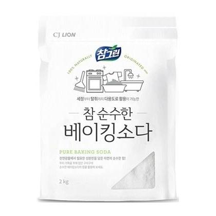 CJ Lion Чудо-средство Chamgreen универсальное чистящее средство, мягкая упаковка 2 кг