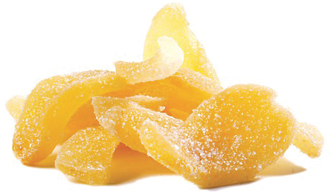 Имбирь в сахаре 100г