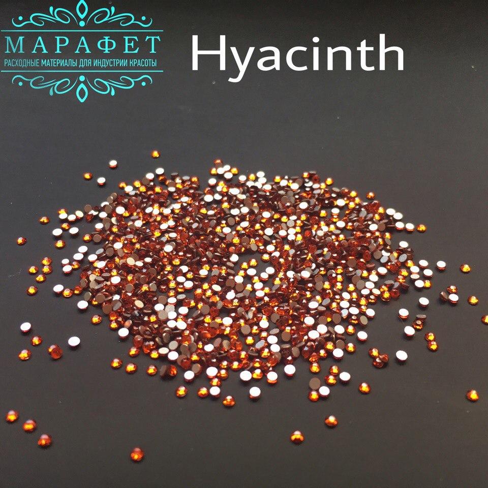 Стразы SS3 стекло (Hyacinth) 1440шт.