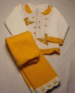 Костюм вязанный, Арт. Одежда0106