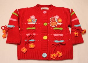 Кофта вязанная, Арт. Одежда0108
