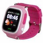 Smart часы детские с GPS GP-01 Розовые