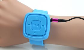 MP3 плеер браслет