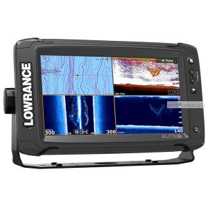 Эхолот  Lowrance Elite-9Ti Mid/High/TotalScan (Артикул: 000-13274-001)