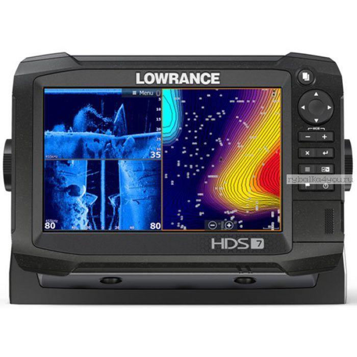 Эхолот  Lowrance HDS-7 Carbon No Transducer (Артикул:000-13678-001)