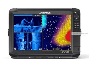 Эхолот  Lowrance HDS-12 Carbon No Transducer (Артикул:000-13690-001)