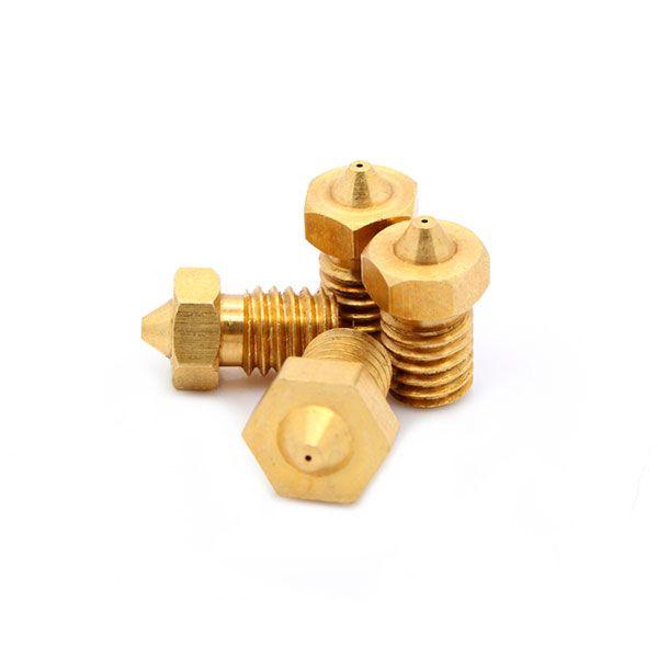 Сопло  для 3D-принтера E3D (0.3 мм; 0,4мм; 0,5 мм; 0,8 мм; 1 мм)