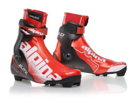 лыжные ботинки ALPINA ESK 2.0