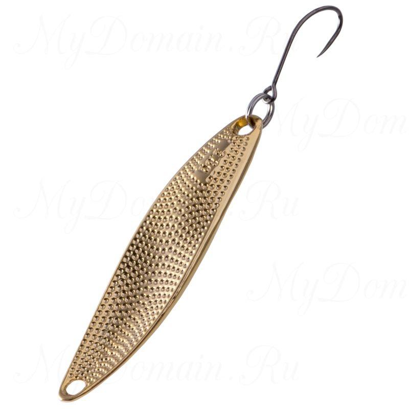 Блесна Fish Image Curve 3.8g L 45 mm Classic Gold GLD#002