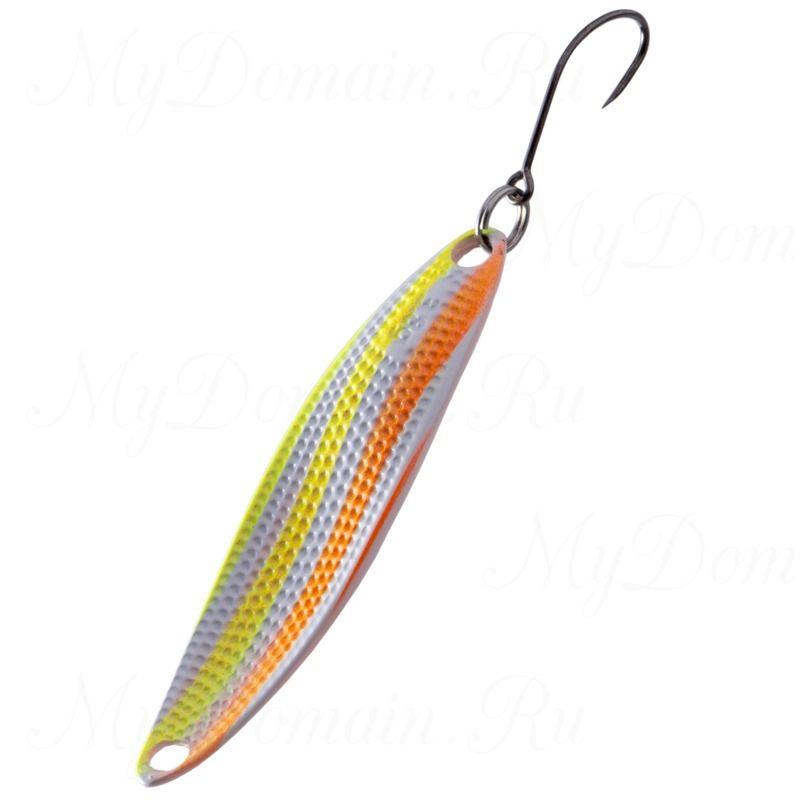 Блесна Fish Image Curve 5.8g Fluo Striper NLM#702