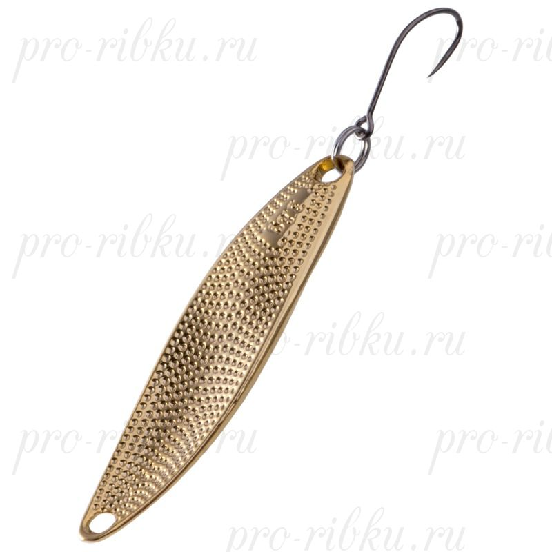 Блесна Fish Image Curve 8.8g Classic Gold GLD#002