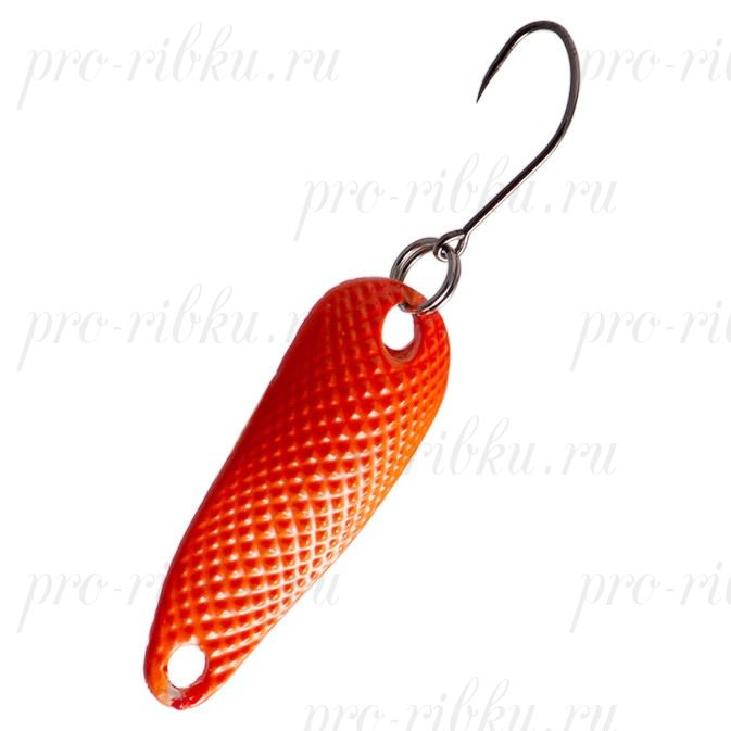Блесна Fish Image Diamond 2.5 g, L 30 mm Orange
