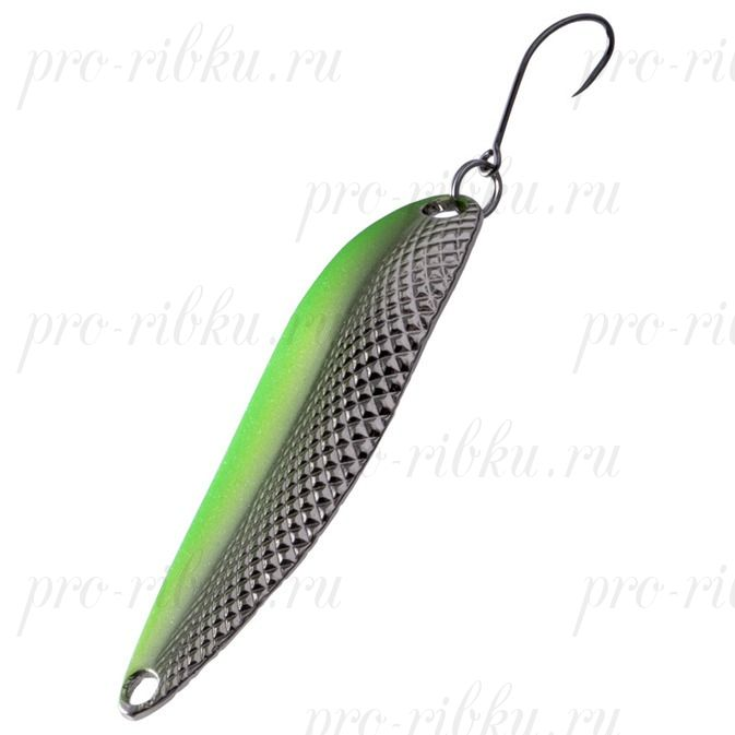 Блесна Fish Image Kagesasu 4.8g Lime Silver LM S#204