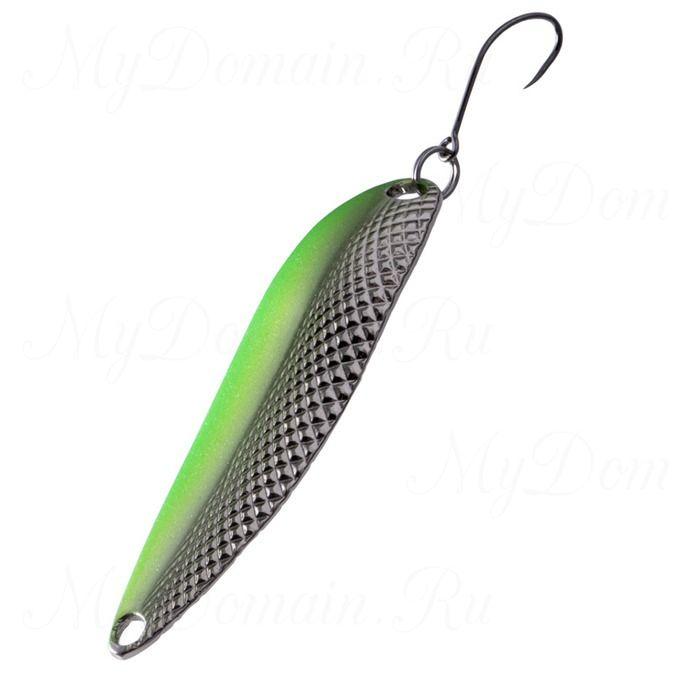 Блесна Fish Image Kagesasu 6.8g Lime Silver LM S#204