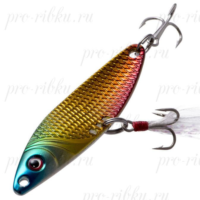 Блесна Fish Image Needle 5g Fairy Gold FRGLD#215