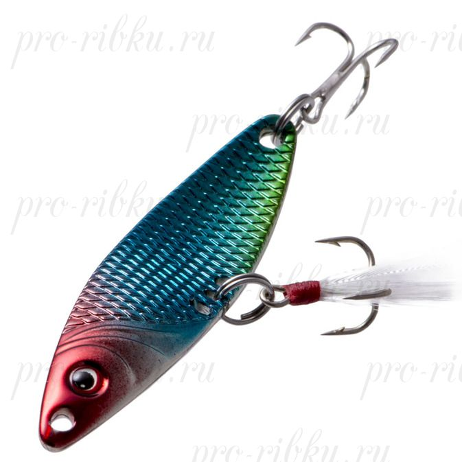 Блесна Fish Image Needle 7.5g Fairy Silver FRSLR#216