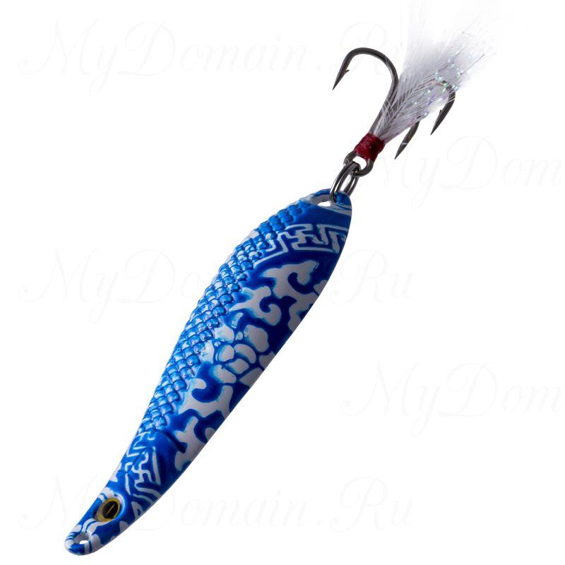 Блесна Fish Image Phoenix Dance-l 10g Large Qinghua QGH L#405