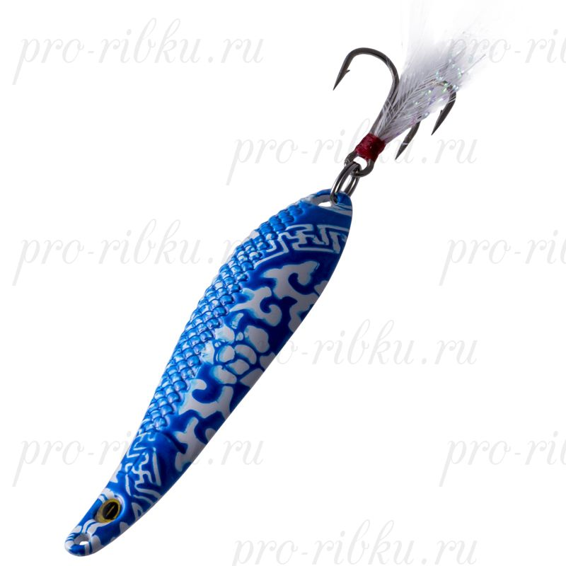 Блесна Fish Image Phoenix Dance-l 15g Large Qinghua QGH L#405